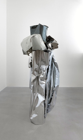 differentheadspace:  JOHN CHAMBERLAIN GOOSECAKEWALK, 2009
