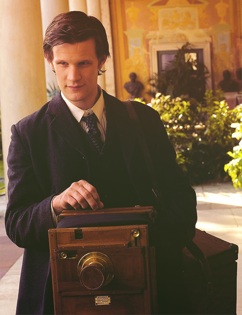thepondwhowaited:  → 75/100 - Matt Smith