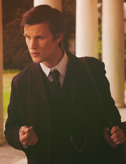thepondwhowaited:  → 56/100 - Matt Smith