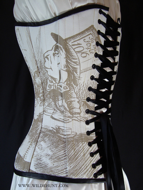 niterainbows:  custom made corset from WildeHunt