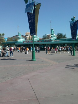 California adventure(;
