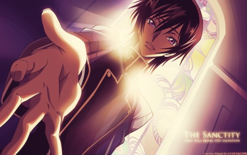 Perfect Lelouch ^^