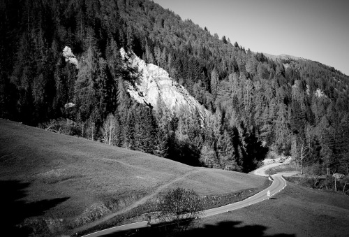 Sauris, Italy - 2012. The start of a 60 minute freewheel into cycling heaven…. #1000post #heaven