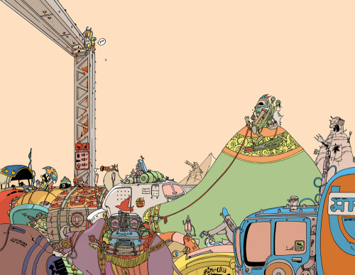 Road to Red Center por royalboiler