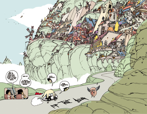 Walling City por royalboiler
