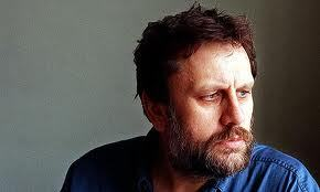 "jujutsu-with-zizek:  Zizek Interview with The Guardian, June 2012: ""I cannot have one-night stands. I envy people who can do it; it would be wonderful. I feel nice, let's go, bang-bang – yes! But for me, it's something so ridiculously intimate – like, my God, it's horrible to be naked in front of another person, you know? If the other one is evil with a remark – 'Ha ha, your stomach,' or whatever – everything can be ruined, you know?"" Besides, he can't sleep with anyone unless he believes they might stay together for ever. ""All my relationships – this is why they are very few – were damned from the perspective of eternity. What I mean with this clumsy term is, maybe they will last.""  Zizek is the best man ever."