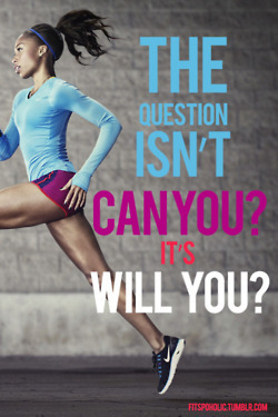 fitspoholic:  fitspoholic: Healthy weight loss fitness blog :) on We Heart It. http://weheartit.com/entry/29979918