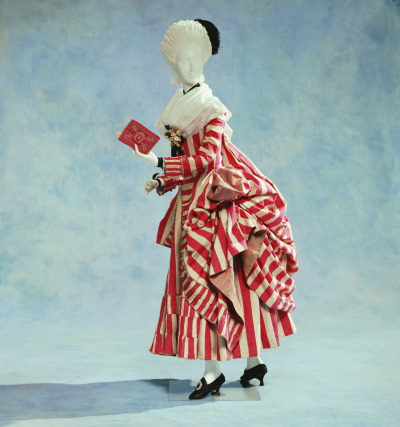 omgthatdress:  Dress 1780s The Kyoto Costume Institute