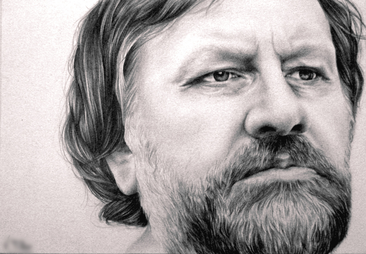 "jujutsu-with-zizek:  The Guardian on Zizek's way to spend time with his son, as if books get written by themselves:  This summer they are off to Singapore, to an artificial island with swimming pools built on top of 50-storey skyscrapers. ""So we can swim there and look down on the city: 'Ha ha, fuck you.' That's what I like to do – totally crazy things."" It wasn't so much fun when his son was younger. ""But now, we have a certain rhythm established. We sleep 'til one, then we go to breakfast, then we go to the city – no culture, just consumerism or some stupid things like this – then we go back for dinner, then we go to a movie theatre, then we play games 'til three in the morning.""  Happy Father's Day! Everyone father should learn a thing or two from Zizek."