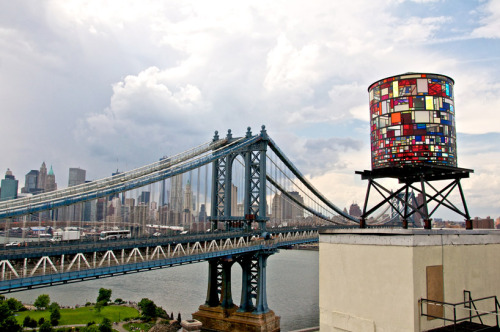 Watertower by http://www.tomfruin.com/