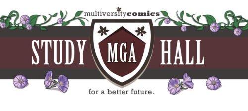 MGA Study Hall #19  Hello and welcome back to Morning Glory Academy Study Hall! In this column, MC contributor (and FuckYeahLost's head honcho) Crit Obara and I sit down and analyze the latest issue of Morning Glories. In today's edition of Study Hall, Crit and I tackle the 19th issue, which brings us back to Jade and Ike, giving us a few answers, leaving us with some open ended questions, and confirming both of our differing tastes in fashion. So join Crit and I as we discuss the issue, its story and possible hidden secrets that we may or may not be picking up on. We should also note: this discussion contains massive spoilers for the issue. Colossal. Ginormous, even. The issue is out today, so make sure to read it first before you read our thoughts. It helps to give the issue a few read throughs before coming to us, but consider this your warning about impending spoilers.