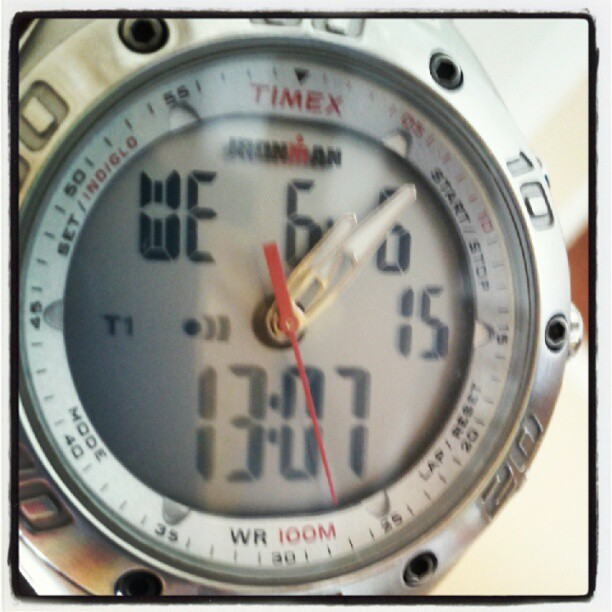 Lunch TimeX (Taken with Instagram at The Three Brewers)