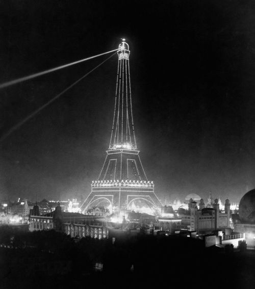 World's Fair, 1900.