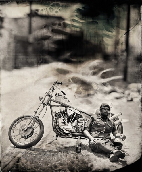 laughingsquid:  Silver & Light The Wet-Plate Photography of Ian Ruhter  Check this guy out, click through to his Tumblr and whatever else you can find. His project is amazing, very inspiring. Fantastic work going on there.