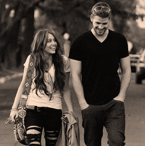 billboard:  Miley Cyrus and Liam Hemsworth are engaged.  Congratulations to them both!