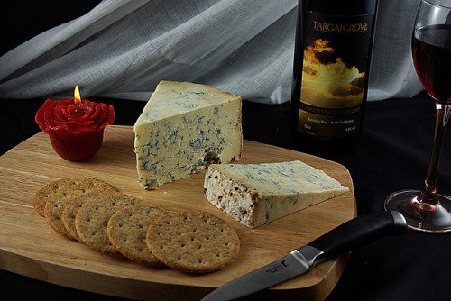 Wizwow assignment 7 - Strong Cheese by msknight on Flickr.