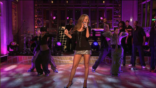 Mariah Carey upskirt shots on tv showfree nude picturesLink to photo & video: bit.ly/JgYmVv