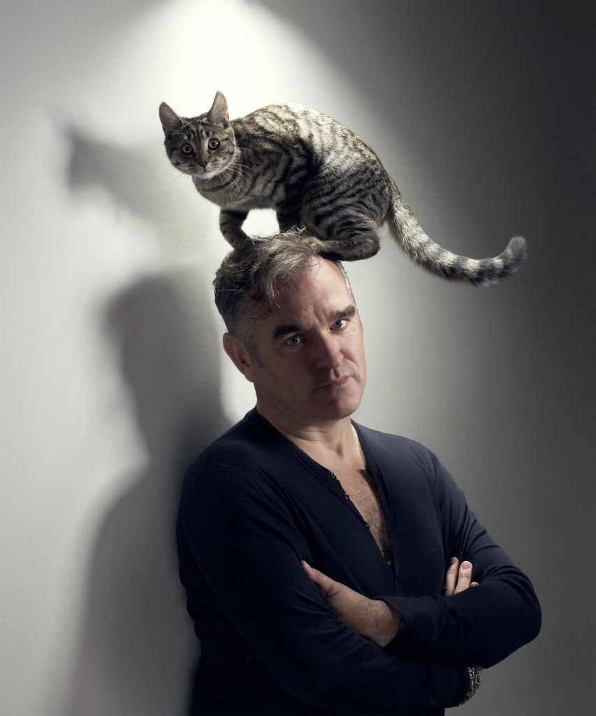 Self-explanatory: morrisseywithcats.tumblr.com