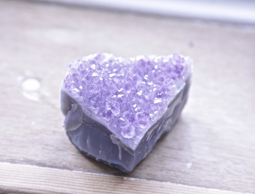 my amethyst… no more sleepless nights or troubled sleeps :)