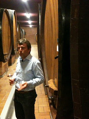 A nice post on a recent visit to the vineyards and cellar of Giacomo Conterno from Levi Dalton's fantastic blog.