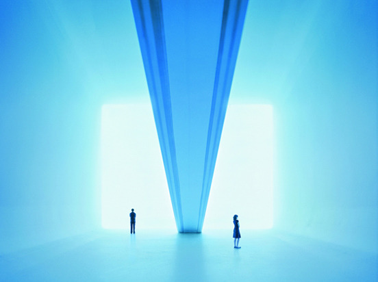 third-chapter:  James Turrell, the Wolfsburg project. Travail in situ.