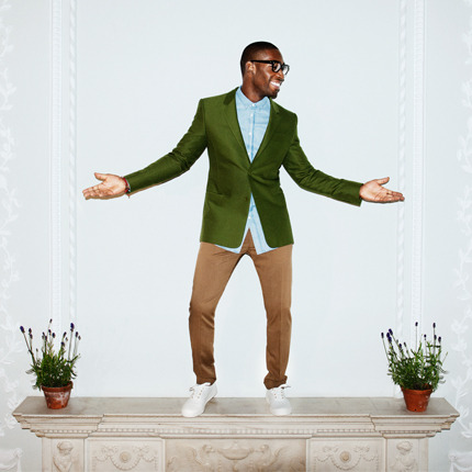 Mr Tinie Tempah. Wonderman.