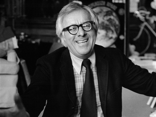 "Ray Bradbury, the author of classics such as ""Fahrenheit 451,"" ""Something Wicked this Way Comes"" and ""The Martian Chronicles,"" died Wednesday morning in Los Angeles at 91 years old. Image: Michael Ochs Archives  /  Getty Images"