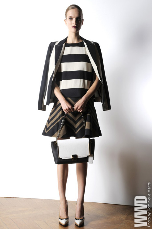 womensweardaily:  Lanvin Resort 2013