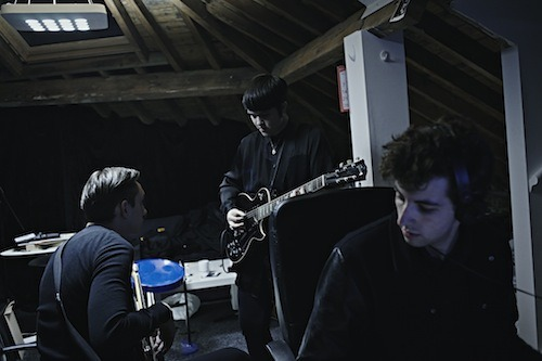 The xx talk to us about making their forthcoming second album, Coexist. Photo by Jamie-James Medina.