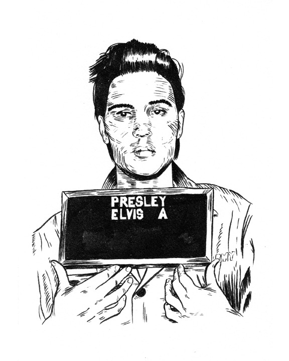 Elvis, by Othelo Gervacio