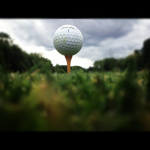 Taken with Instagram at Ash Brook Golf Course