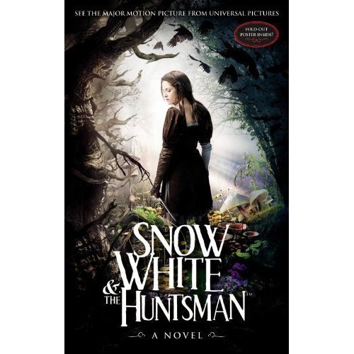 Avail today! - Snow White and The Hunstman Novel