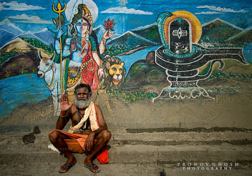 marciosza:  The Ashirwad, Varanasi by pronov on Flickr.