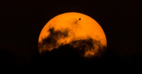Transit of Venus Images From Our Readers Our Tumblr followers from Bahrain to Berkeley sent in spectacular images of the historic event. We included them here in this slideshow as well as a couple from our Space Editor Ian O'Neill. keep reading Do you have any images you want to share? Submit here and we will add more through the day.