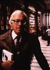 Ray Bradbury has passed. I am devastated.