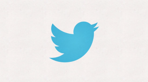 "thisistheverge:  Twitter's new bird logo takes flight ""Twitter is the bird. The bird is Twitter."""