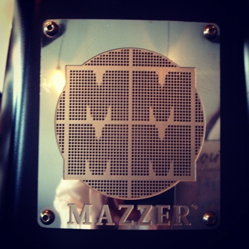 MMMM #Mazzer #CoffeeIsMyCrack #Coffee (Taken with Instagram at Houndstooth Coffee)