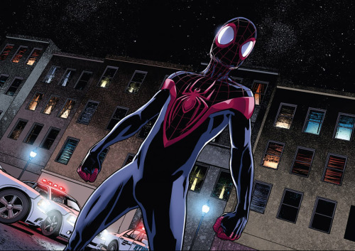 somethingcomics:  Ultimate Comics Spider-Man #11