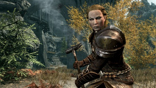 clicky the picky for — All the latest info out of E3 for Skyrim: Dawnguard