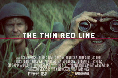 The Thin Red Line. By bcapazo.