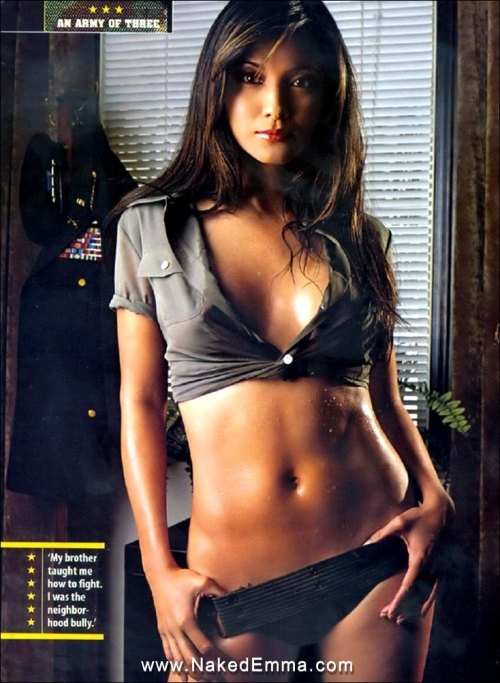 Kelly Hu topless posing picsfree nude picturesLink to photo & video: bit.ly/IM8zTQ