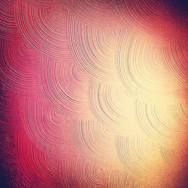 Ceiling texture. (Taken with instagram)
