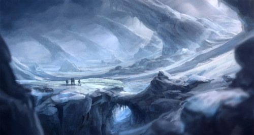 """Frozen Wasteland - revised"" - Tomas Honz"
