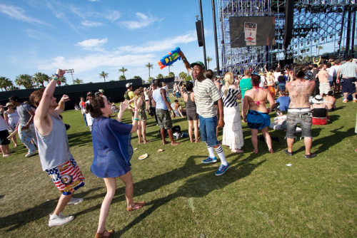 Tyler the Creator @ Coachella 2011.