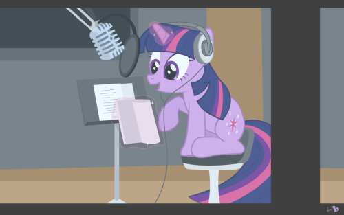 fisherpon:  theponyartcollection:  Voicing Tara Strong by ~dm29 but…why?  Because. MLH:FiS.