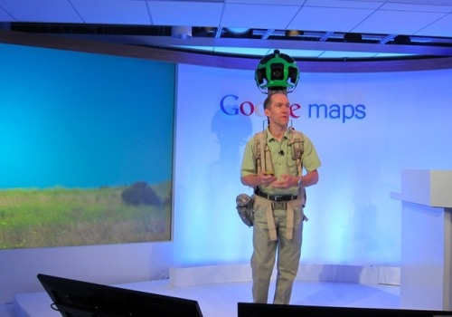 thisistheverge:  Google using 360-degree backpack cameras for new Street View treks First cars, now this…
