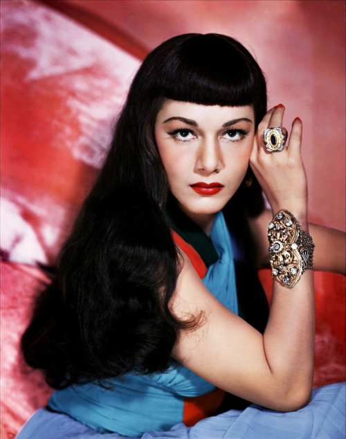 Happy Birthday Maria Montez (June 6, 1912 – September 7, 1951)