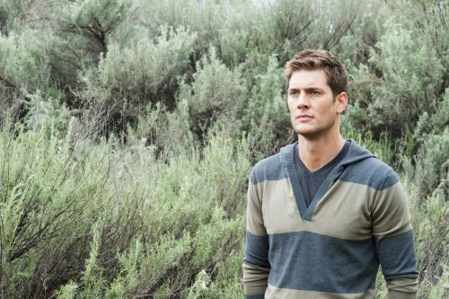 Ryan McPartlin (Captain Awesome from Chuck) in Valencia California, photographed by Meagan Cignoli. Menswear fashion model