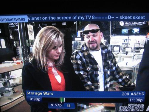 toptumbles:  Storage Wars tweet bomb