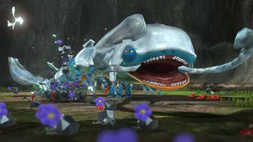 g4tv:  Pikmin makes its debut on the Wii U in these screenshots of Pikmin 3! Click through for  details.    Yes. This pleases me.